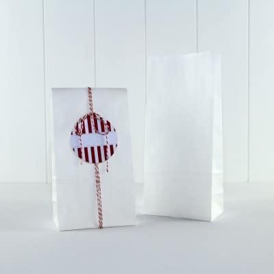 bolsa para cumples papel